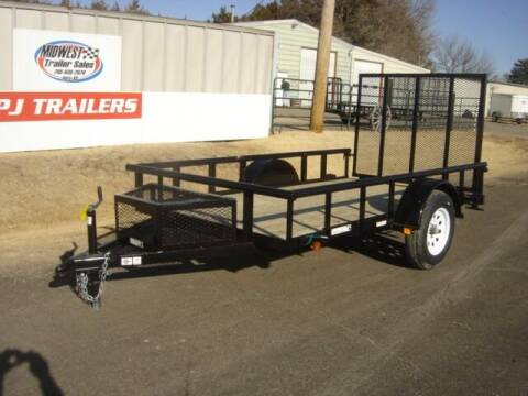 2021 CARRY ON 5.5 X 10 GWPTLED for sale at Midwest Trailer Sales & Service in Agra KS