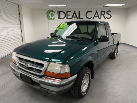 1998 Ford Ranger for sale at Ideal Cars Apache Junction in Apache Junction AZ