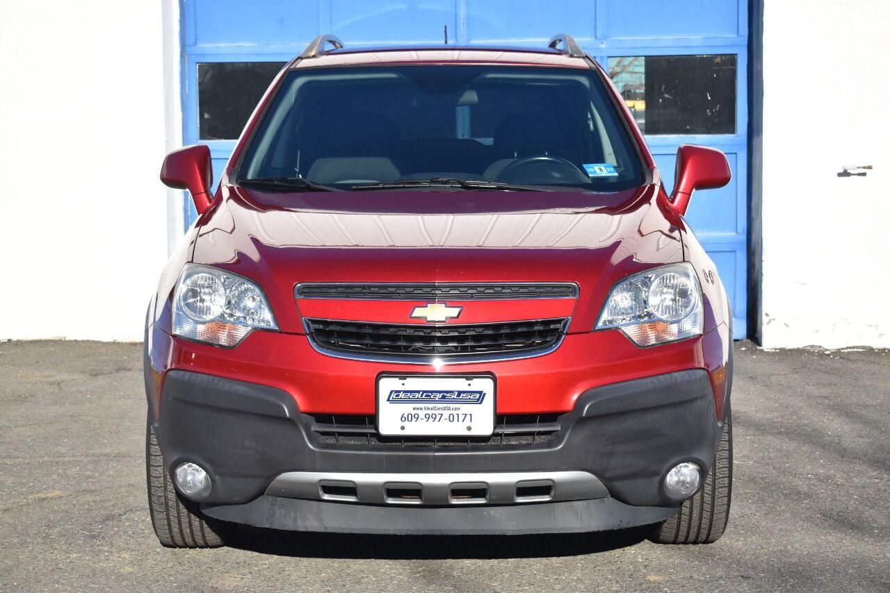 2012 Chevrolet Captiva Sport LS 4dr SUV w/ 2LS full