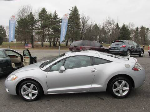 2008 Mitsubishi Eclipse for sale at GEG Automotive in Gilbertsville PA