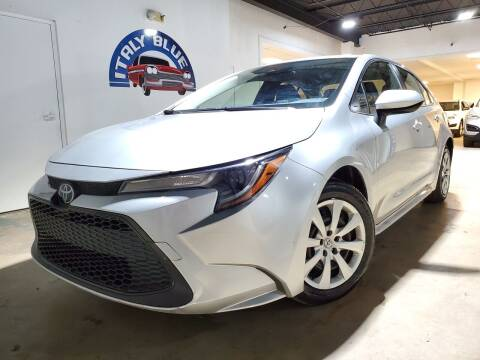 2020 Toyota Corolla for sale at Italy Blue Auto Sales llc in Miami FL