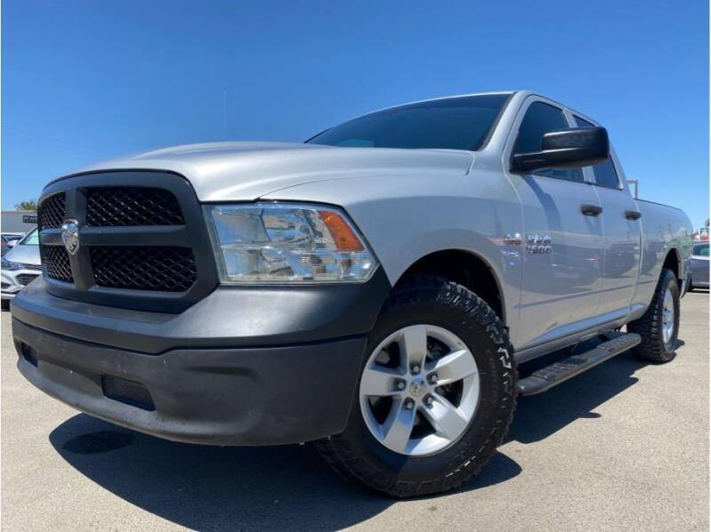 2014 RAM Ram Pickup 1500 for sale at MADERA CAR CONNECTION in Madera CA