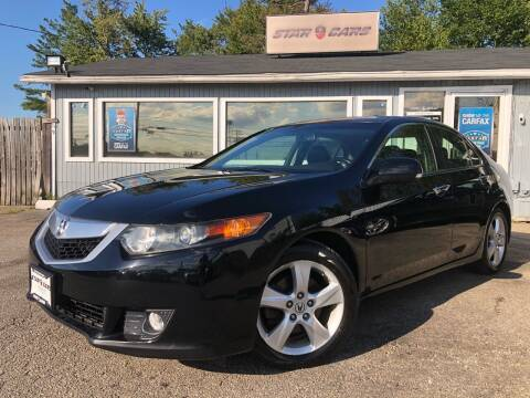 2010 Acura TSX for sale at Star Cars LLC in Glen Burnie MD
