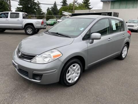 2012 Nissan Versa for sale at Vista Auto Sales in Lakewood WA