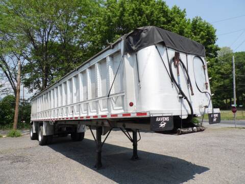 1997 Ravens Aluminum dump for sale at Recovery Team USA in Slatington PA
