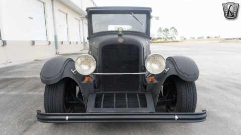 1925 Nash Sedan