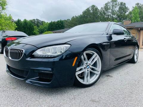 2013 BMW 6 Series for sale at Classic Luxury Motors in Buford GA