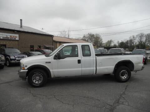 2002 Ford F-250 Super Duty for sale at All Cars and Trucks in Buena NJ