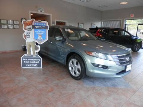 2012 Honda Crosstour for sale at ABSOLUTE AUTO CENTER in Berlin CT