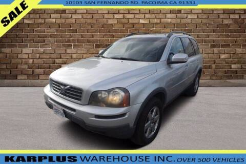 2007 Volvo XC90 for sale at Karplus Warehouse in Pacoima CA