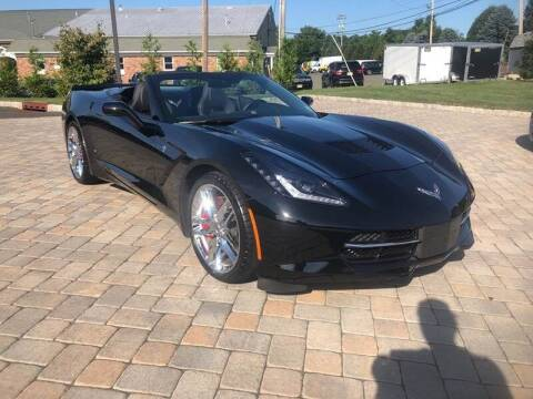2015 Chevrolet Corvette for sale at International Motor Group LLC in Hasbrouck Heights NJ