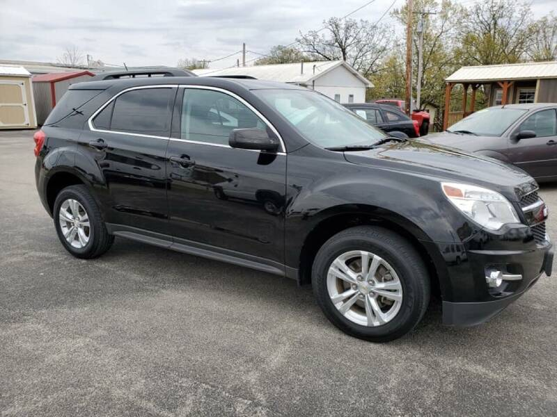 2015 Chevrolet Equinox for sale at Aaron's Auto Sales in Poplar Bluff MO