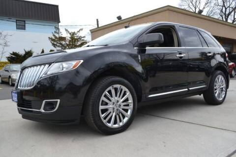 2011 Lincoln MKX for sale at Father and Son Auto Lynbrook in Lynbrook NY