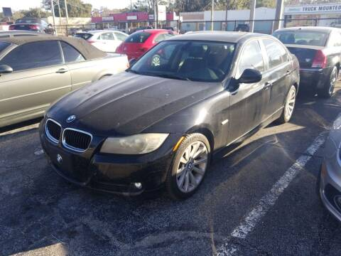 2011 BMW 3 Series for sale at Castle Used Cars in Jacksonville FL