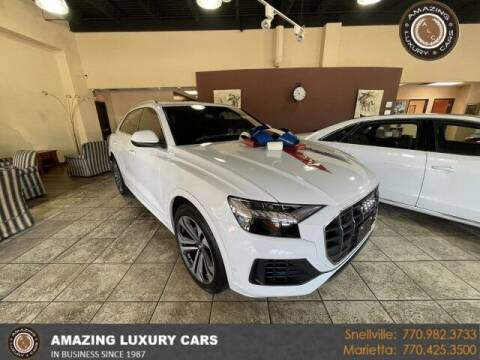 2019 Audi Q8 for sale at Amazing Luxury Cars in Snellville GA