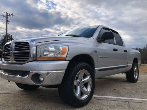 2006 Dodge Ram Pickup 1500 for sale at Priority One Auto Sales in Stokesdale NC
