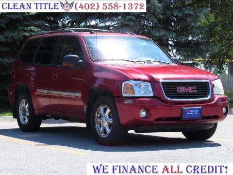 2005 GMC Envoy for sale at NY AUTO SALES in Omaha NE