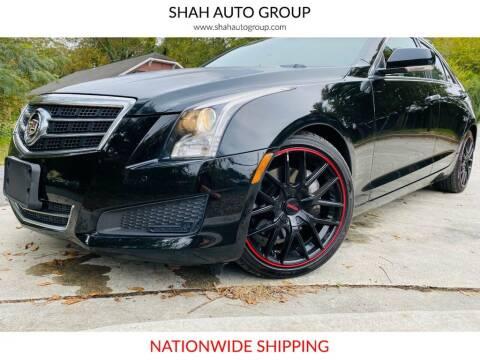 2013 Cadillac ATS for sale at E-Z Auto Finance - E-Biz Auto in Marietta GA
