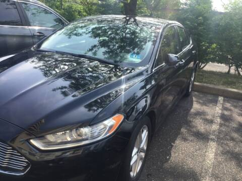 2014 Ford Fusion for sale at Cars 2 Love in Delran NJ