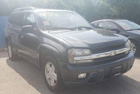 2003 Chevrolet TrailBlazer for sale at New Start Motors LLC - Crawfordsville in Crawfordsville IN