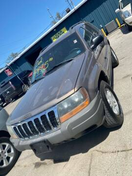 2002 Jeep Grand Cherokee for sale at Car Barn of Springfield in Springfield MO