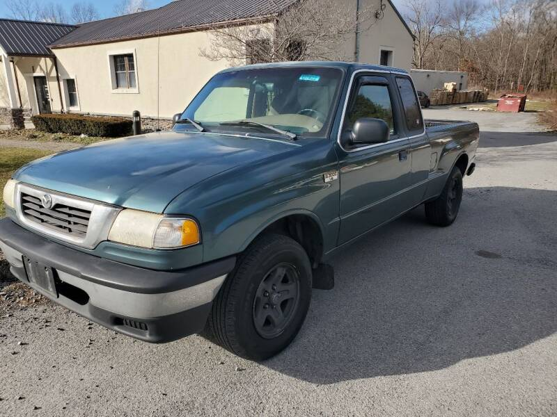 1998 Mazda B-Series Pickup for sale at Wallet Wise Wheels in Montgomery NY