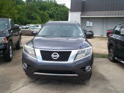 2014 Nissan Pathfinder for sale at Louisiana Imports in Baton Rouge LA