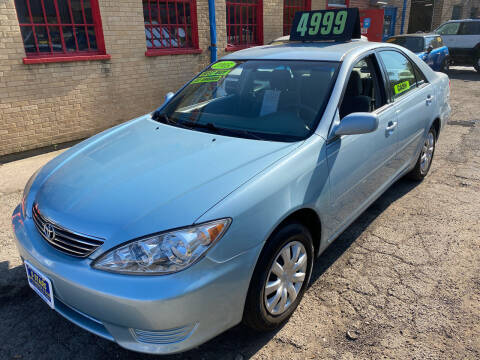 2005 Toyota Camry for sale at 5 Stars Auto Service and Sales in Chicago IL