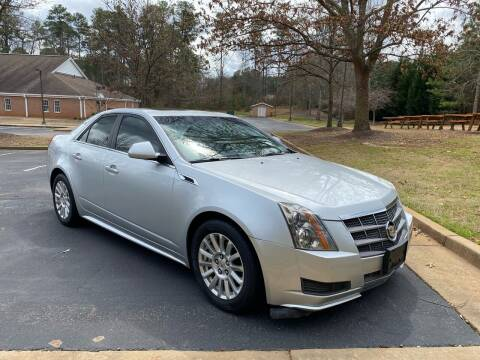 2011 Cadillac CTS for sale at Top Notch Luxury Motors in Decatur GA