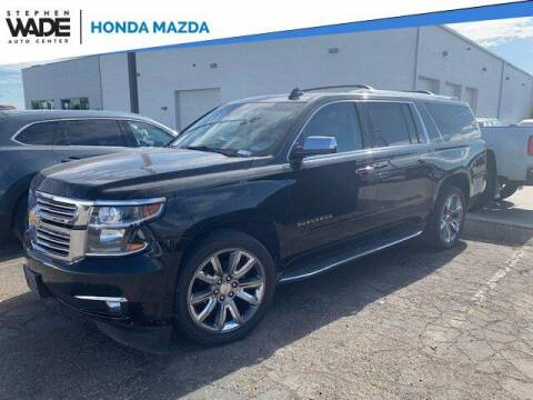 2015 Chevrolet Suburban for sale at Stephen Wade Pre-Owned Supercenter in Saint George UT