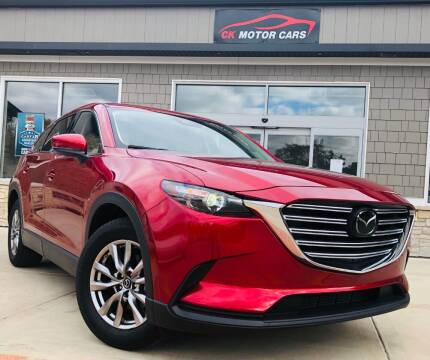2018 Mazda CX-9 for sale at CK MOTOR CARS in Elgin IL