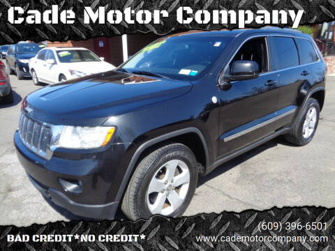 2011 Jeep Grand Cherokee for sale at Cade Motor Company in Lawrenceville NJ