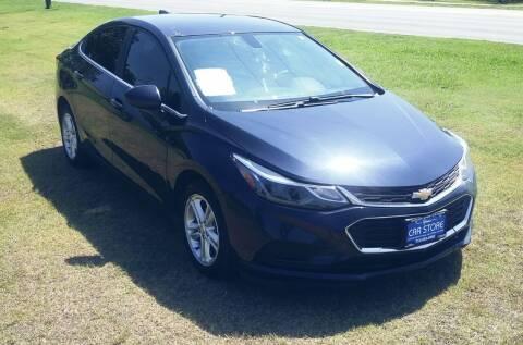 2016 Chevrolet Cruze for sale at H & H AUTO SALES in San Antonio TX