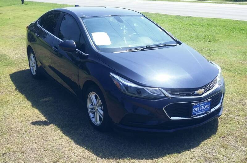 2016 Chevrolet Cruze for sale at H & H AUTO SALES in San Antonio TX