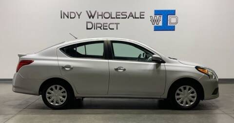 2018 Nissan Versa for sale at Indy Wholesale Direct in Carmel IN