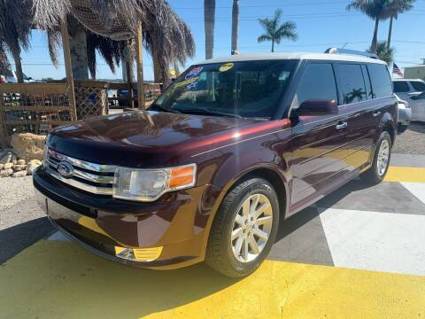 2012 Ford Flex for sale at D&S Auto Sales, Inc in Melbourne FL