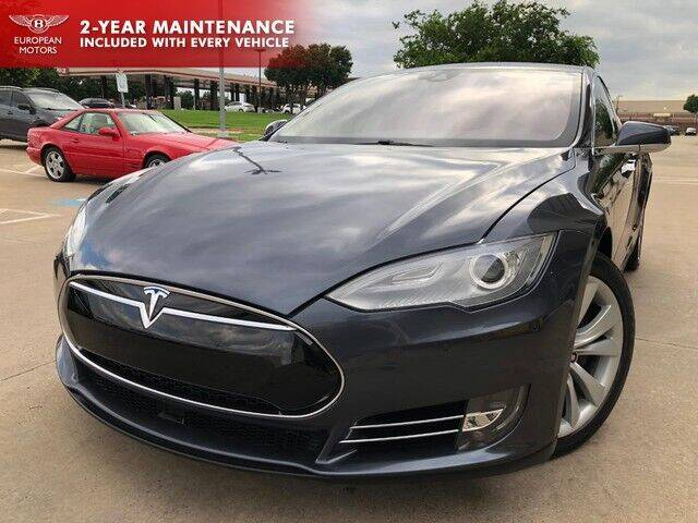 2015 Tesla Model S for sale in Plano, TX
