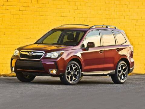 2015 Subaru Forester for sale at BARRYS Auto Group Inc in Newport RI