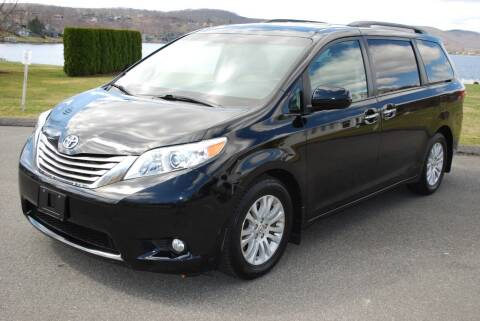 2015 Toyota Sienna for sale at New Milford Motors in New Milford CT