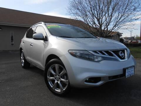2014 Nissan Murano for sale at McKenna Motors in Union Gap WA