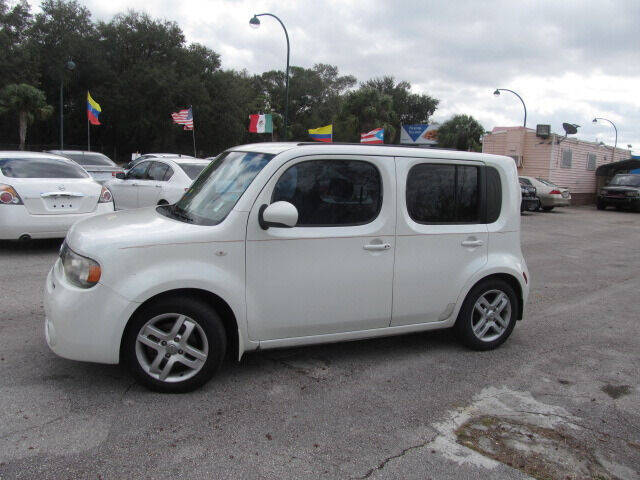 2010 Nissan cube for sale at Orlando Auto Motors INC in Orlando FL