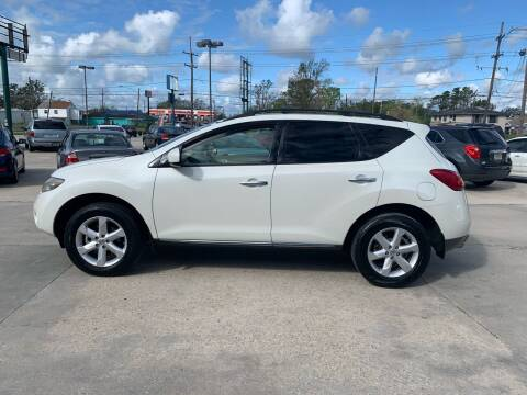 2010 Nissan Murano for sale at Affordable Autos in Houma LA