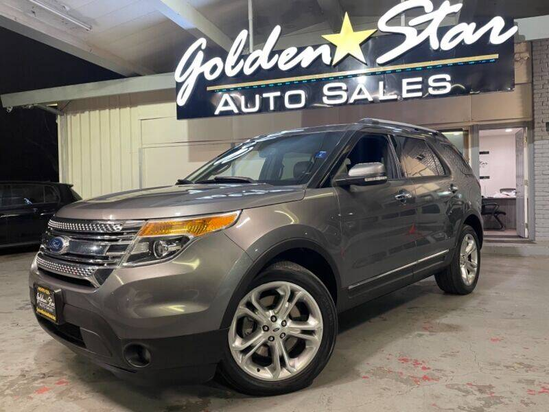 2013 Ford Explorer for sale at Golden Star Auto Sales in Sacramento CA