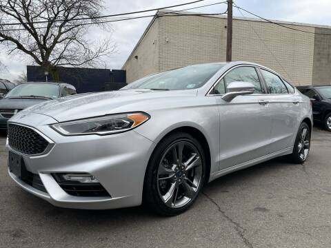 2018 Ford Fusion for sale at Vantage Auto Group - Vantage Auto Wholesale in Lodi NJ