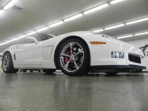 2012 Chevrolet Corvette for sale at 121 Motorsports in Mount Zion IL
