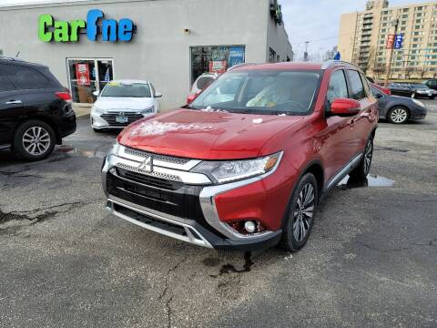 2019 Mitsubishi Outlander for sale at Car One in Essex MD