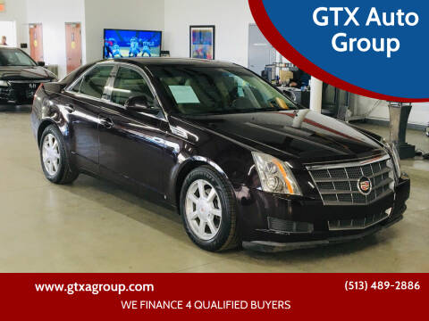 2009 Cadillac CTS for sale at GTX Auto Group in West Chester OH