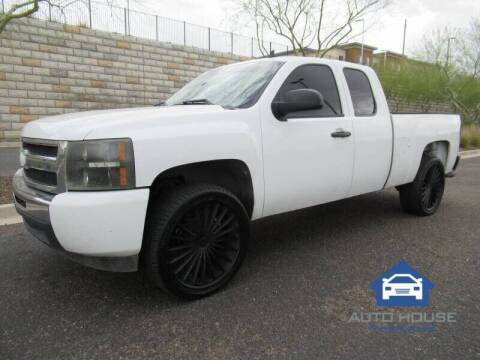 2011 Chevrolet Silverado 1500 for sale at MyAutoJack.com @ Auto House in Tempe AZ