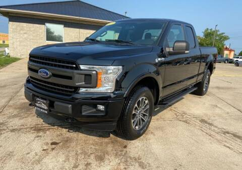 2018 Ford F-150 for sale at Auto House of Bloomington in Bloomington IL