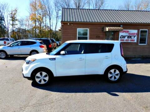 2016 Kia Soul for sale at Super Cars Direct in Kernersville NC